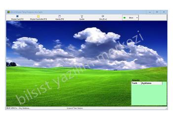 Müşteri Takip Programı Ana Ekranı